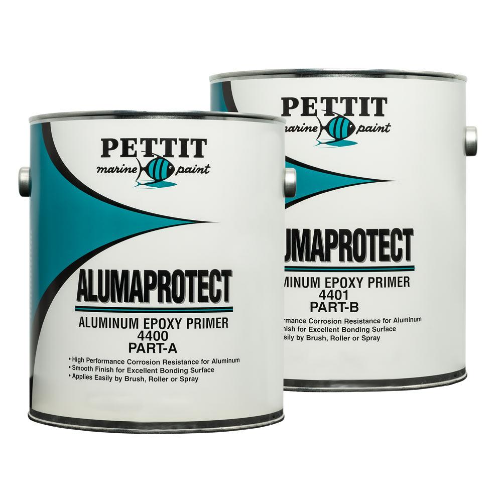 Pettit AlumaProtect Aluminum Epoxy Primer Kit