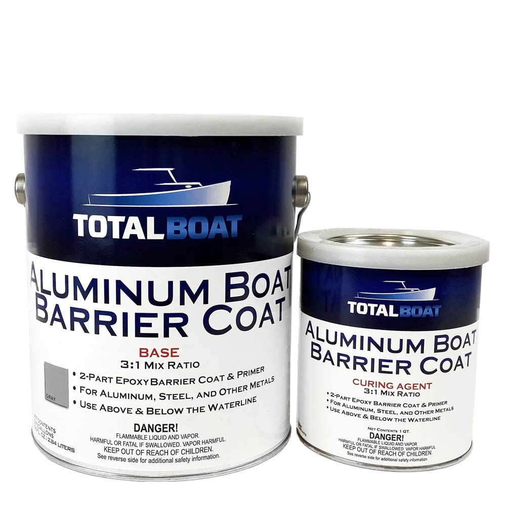 TotalBoat Aluminum Boat Barrier Coat Primer