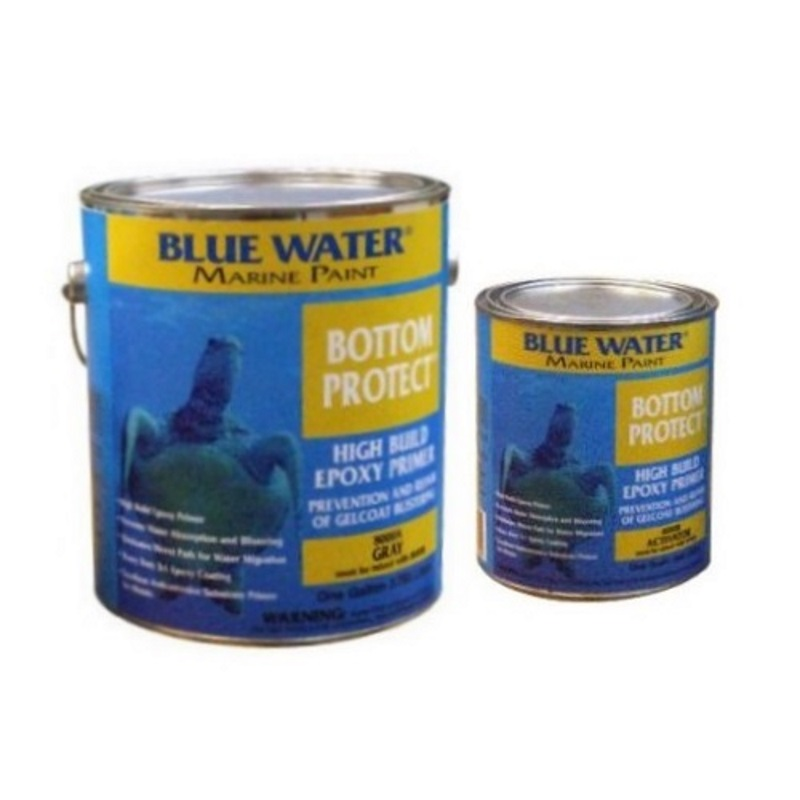 Blue Water Marine Bottom Protect Primer Kit