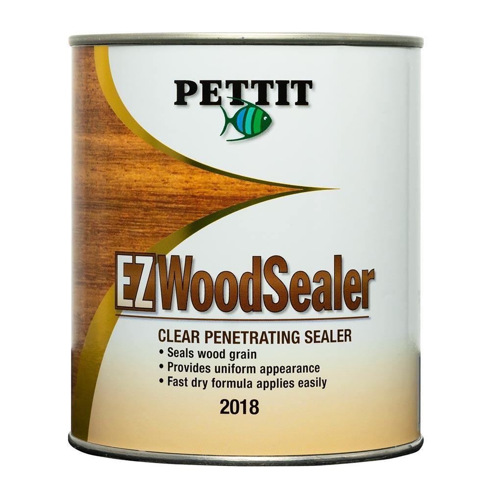 Pettit EZ WoodSealer 2018