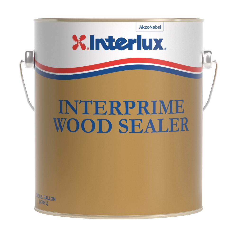 Interlux Interprime Wood Sealer