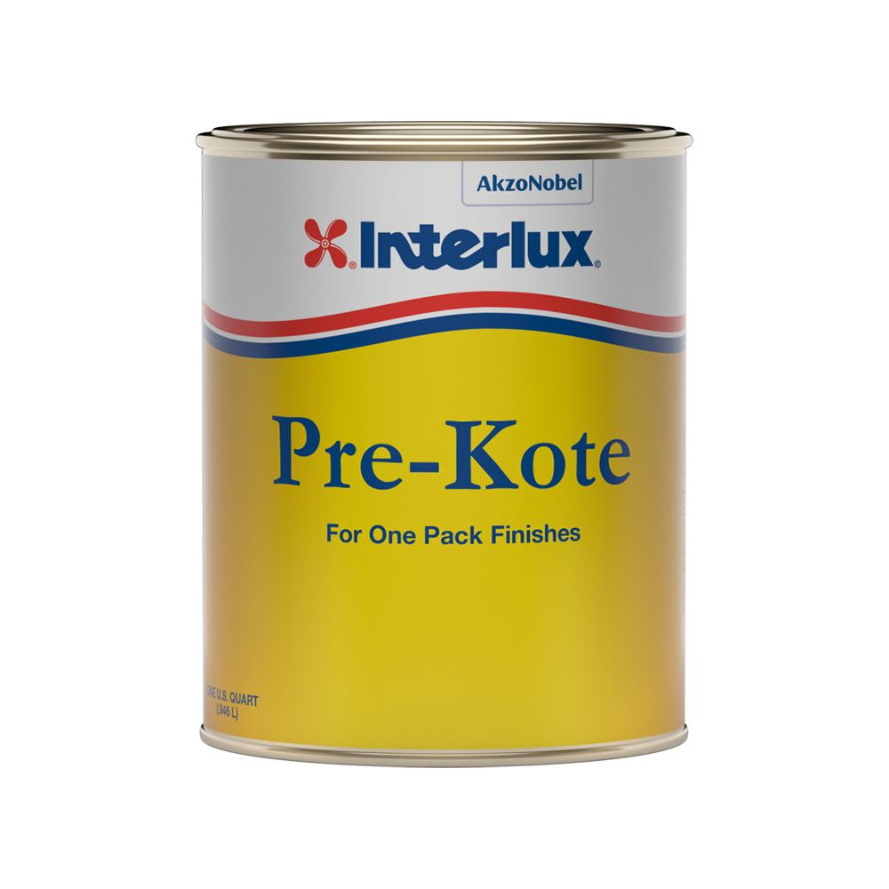 Interlux pre kote primer for one part finishes nvjuhfo Choice Image
