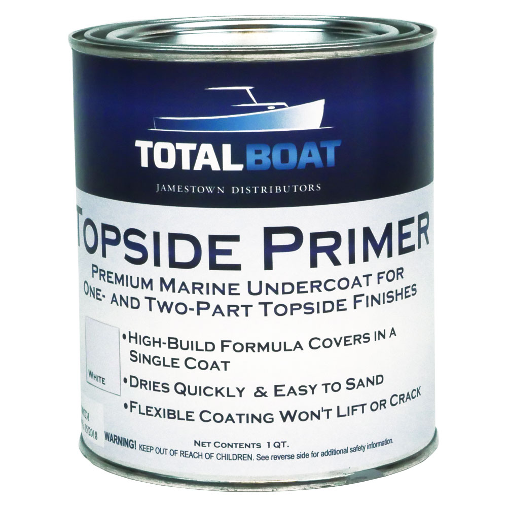 Totalboat Topside Primer You Have To Clean And Sand The Top Bottom Of Circuitboard