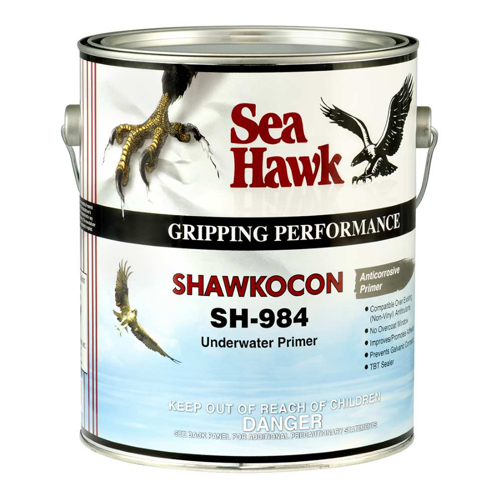 Sea Hawk Shawkocon Underwater Primer