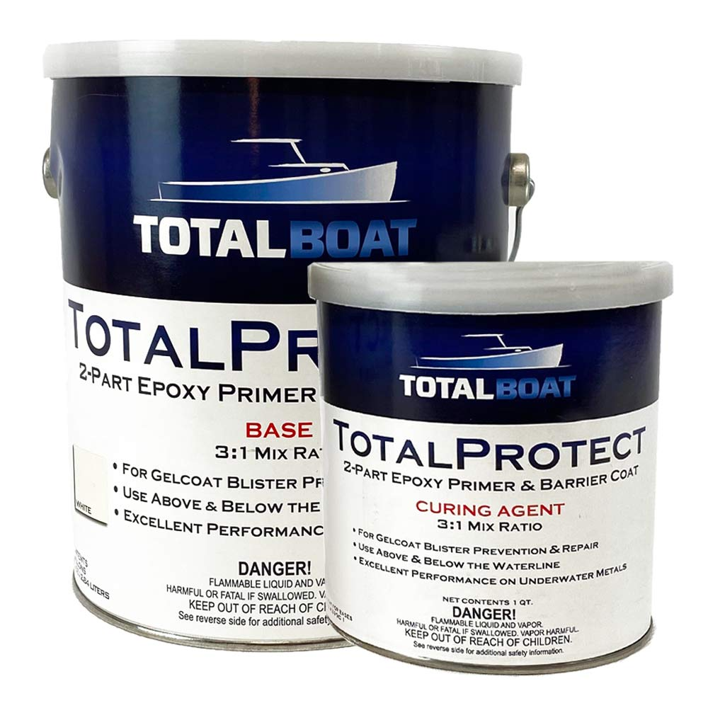TotalBoat TotalProtect Marine Epoxy Primer Gallon Kit