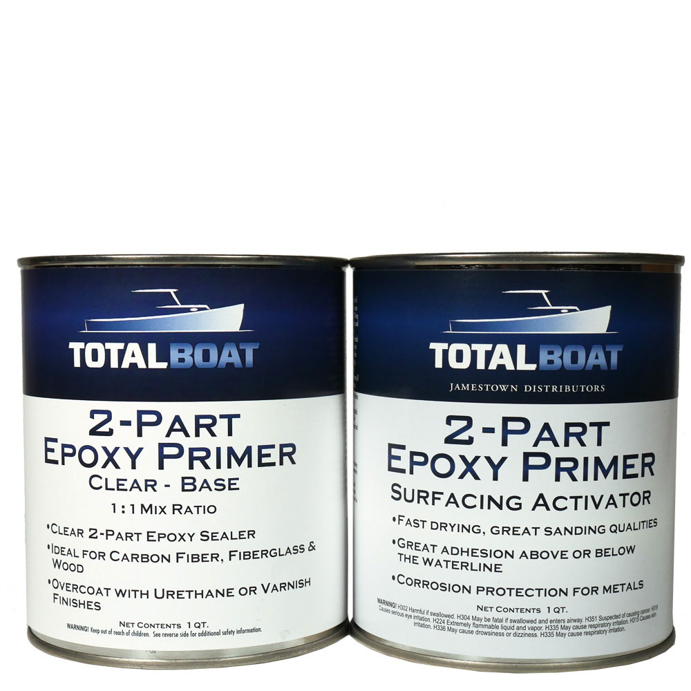 TotalBoat 2-Part Clear Epoxy Primer
