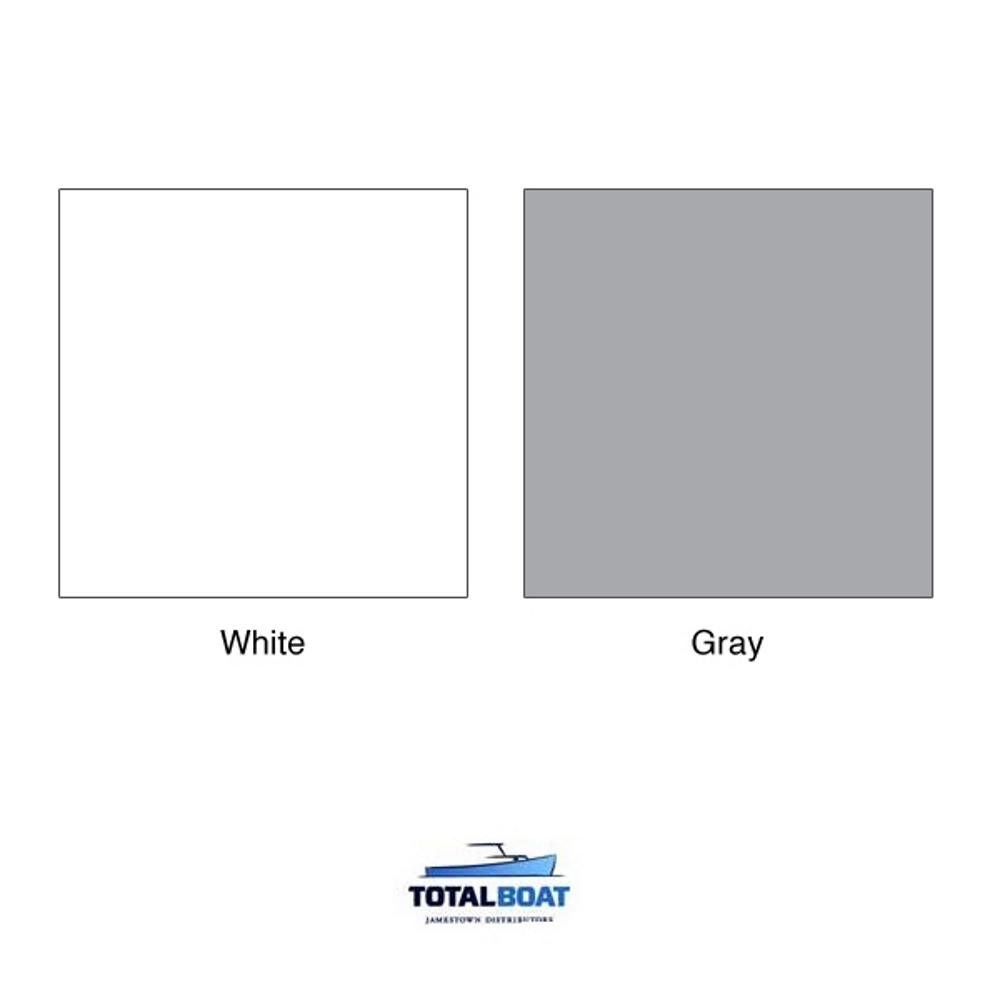 TotalBoat 2-Part Epoxy Primer Color Chart