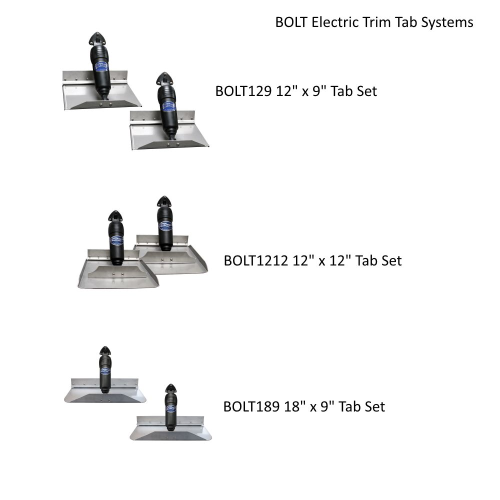 bennett bolt electric trim tab systems