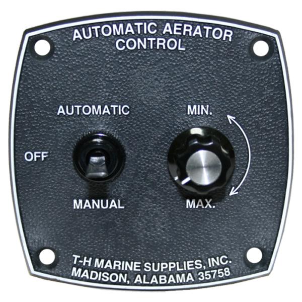 TH Marine Automatic Aerator Control