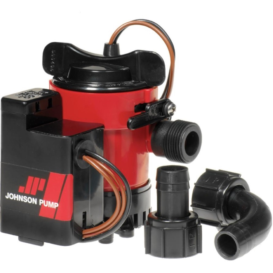 Johnson Pump Cartridge Combo Bilge Pumps