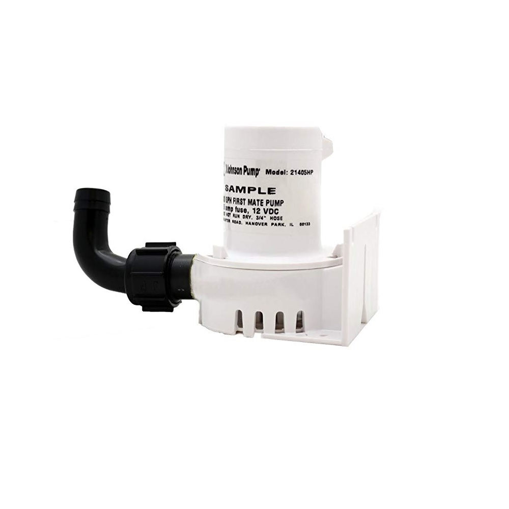 Johnson Pump First Mate High Performance Bilge Pump