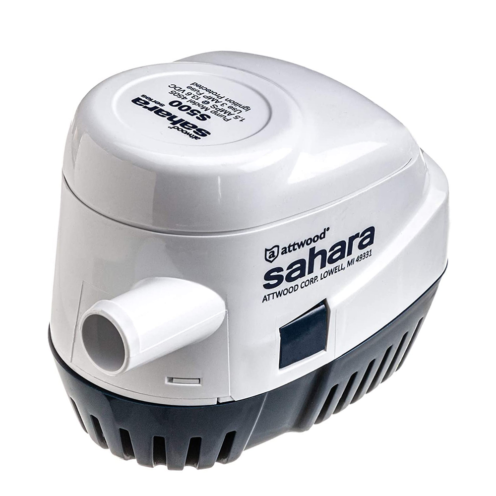 Attwood Sahara Automatic Bilge Pumps