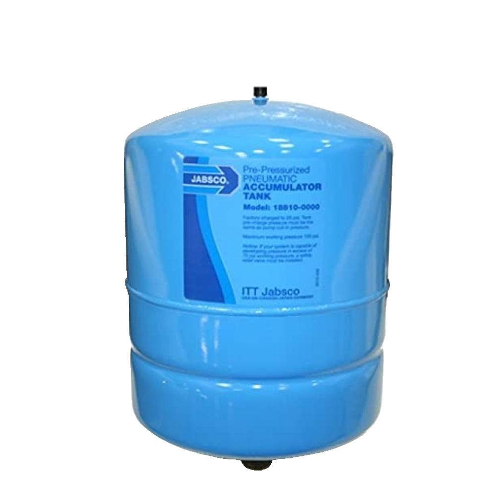 Jabsco 2 Gallon Pressurized Accumulator Tank