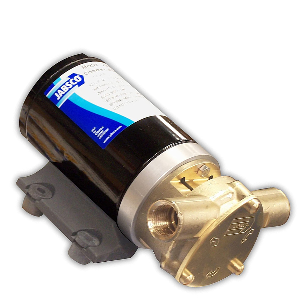 Jabsco Commercial Duty DC Water Puppy Pumps