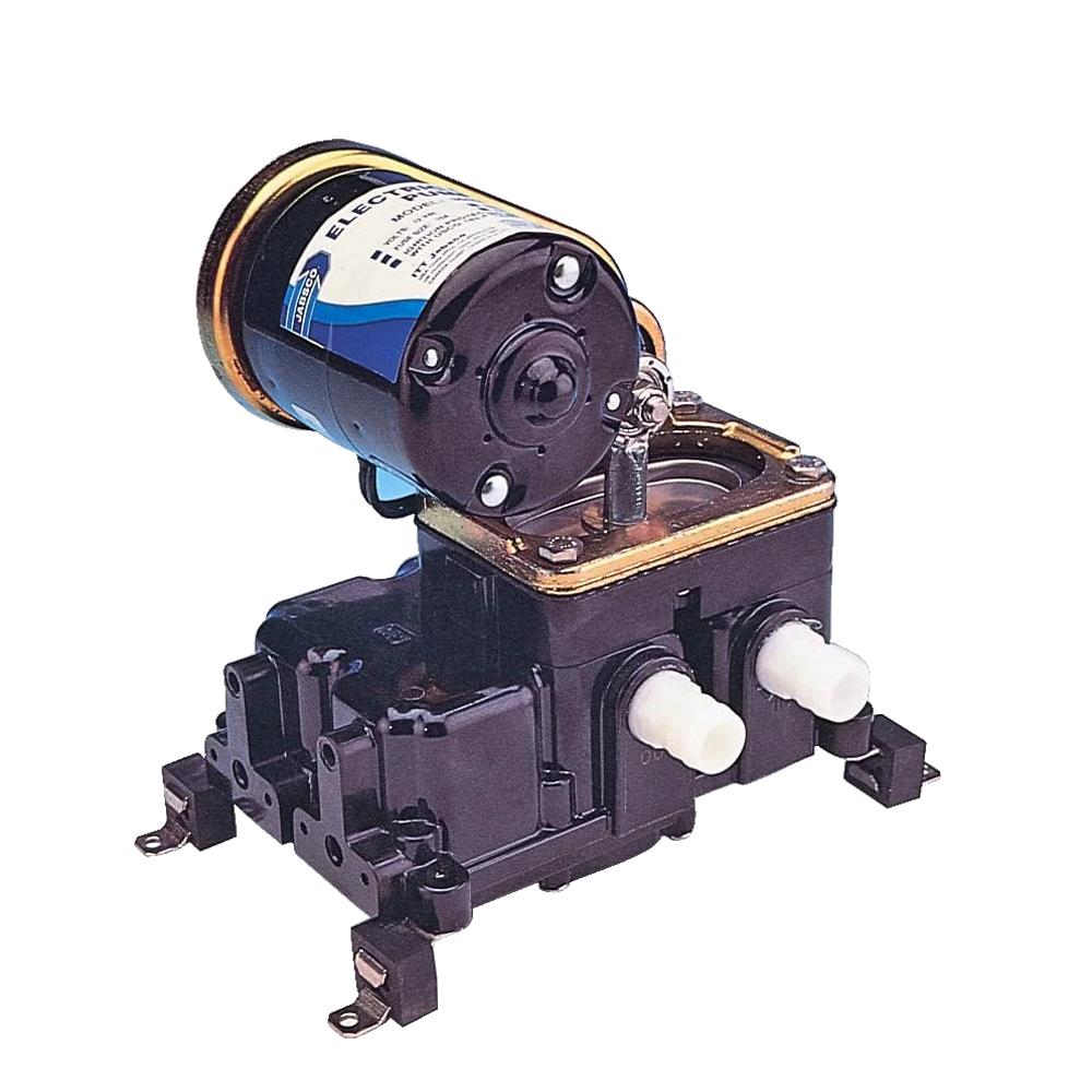 Jabsco Medium and Heavy Duty Diaphragm Pumps