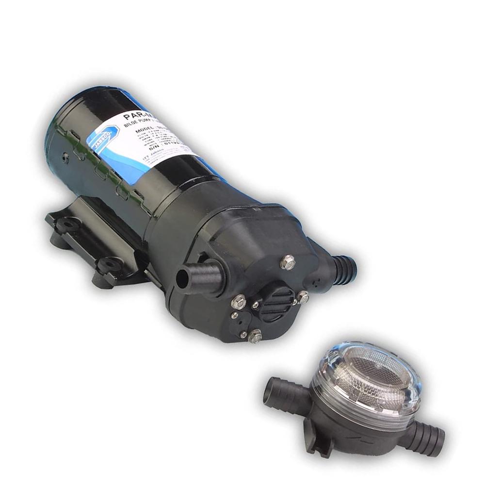 Jabsco Par-Max 4 Bilge/Livewell Pump