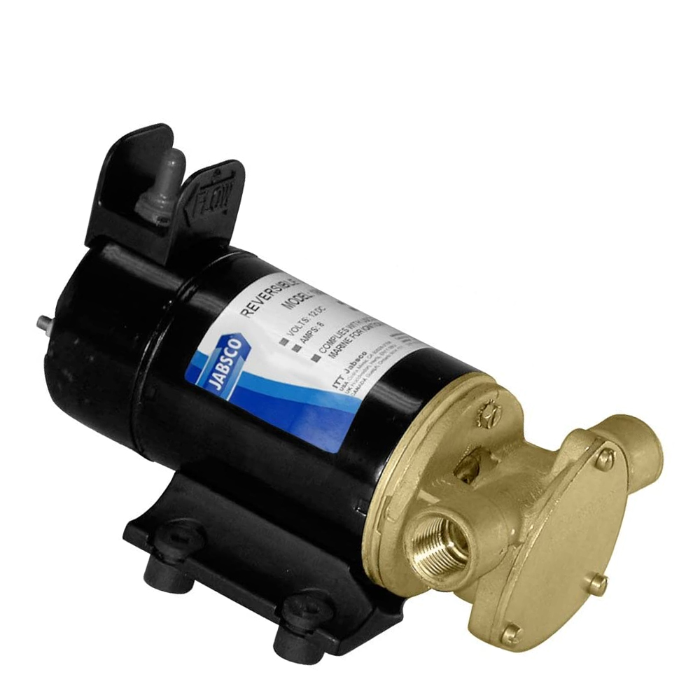 Jabsco Reversible Rotary Vane Fuel Transfer Pump