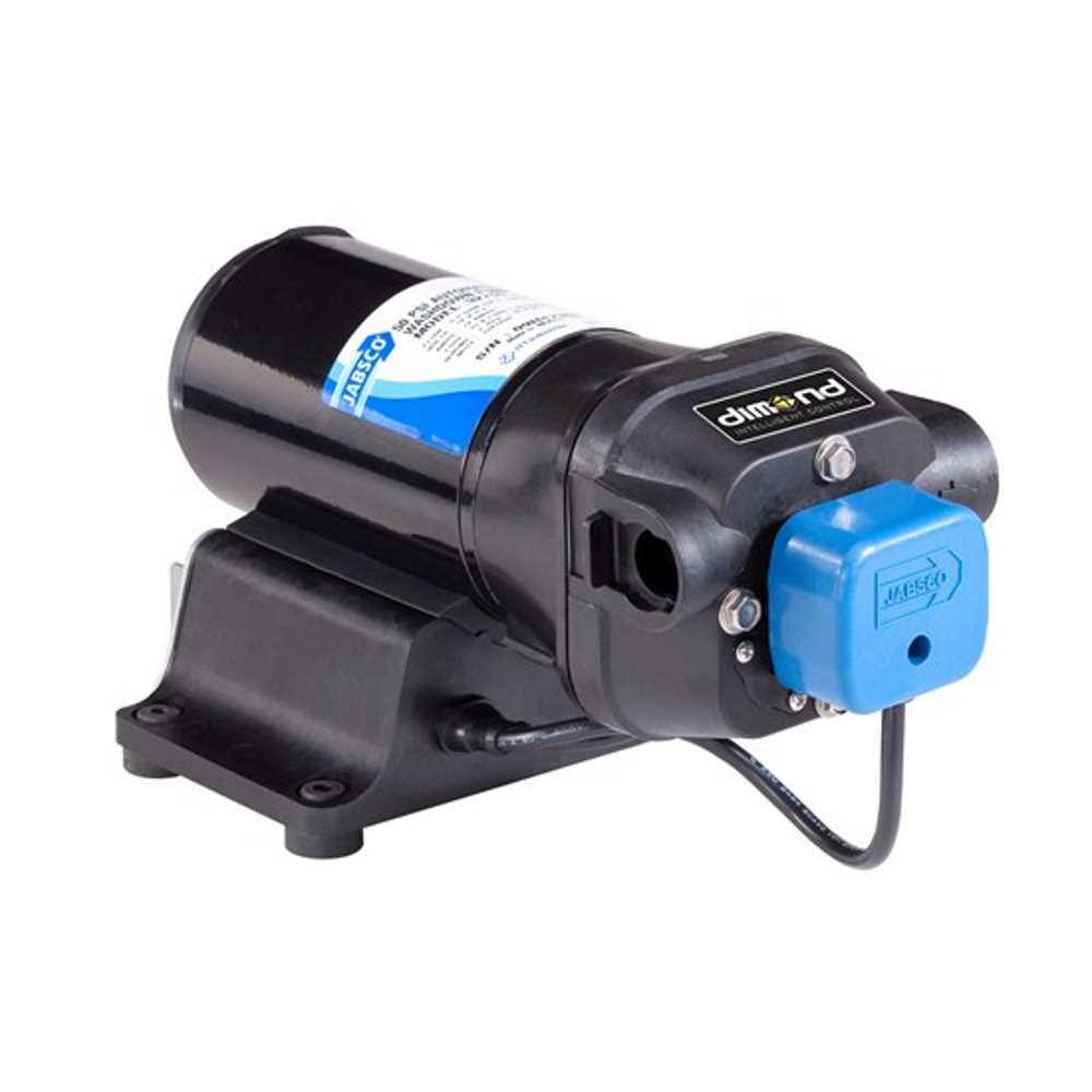 Jabsco VFLO 5.0 Automatic Water Pressure Pump