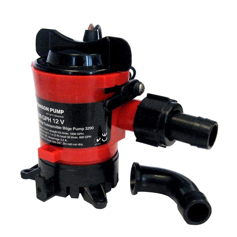 Johnson Pump Cartridge Bilge Pumps