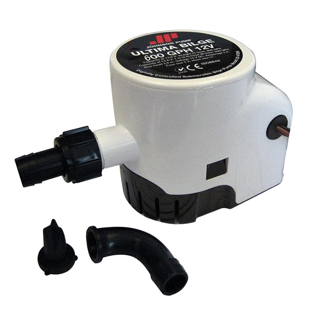 Johnson Ultima Bilge Pumps