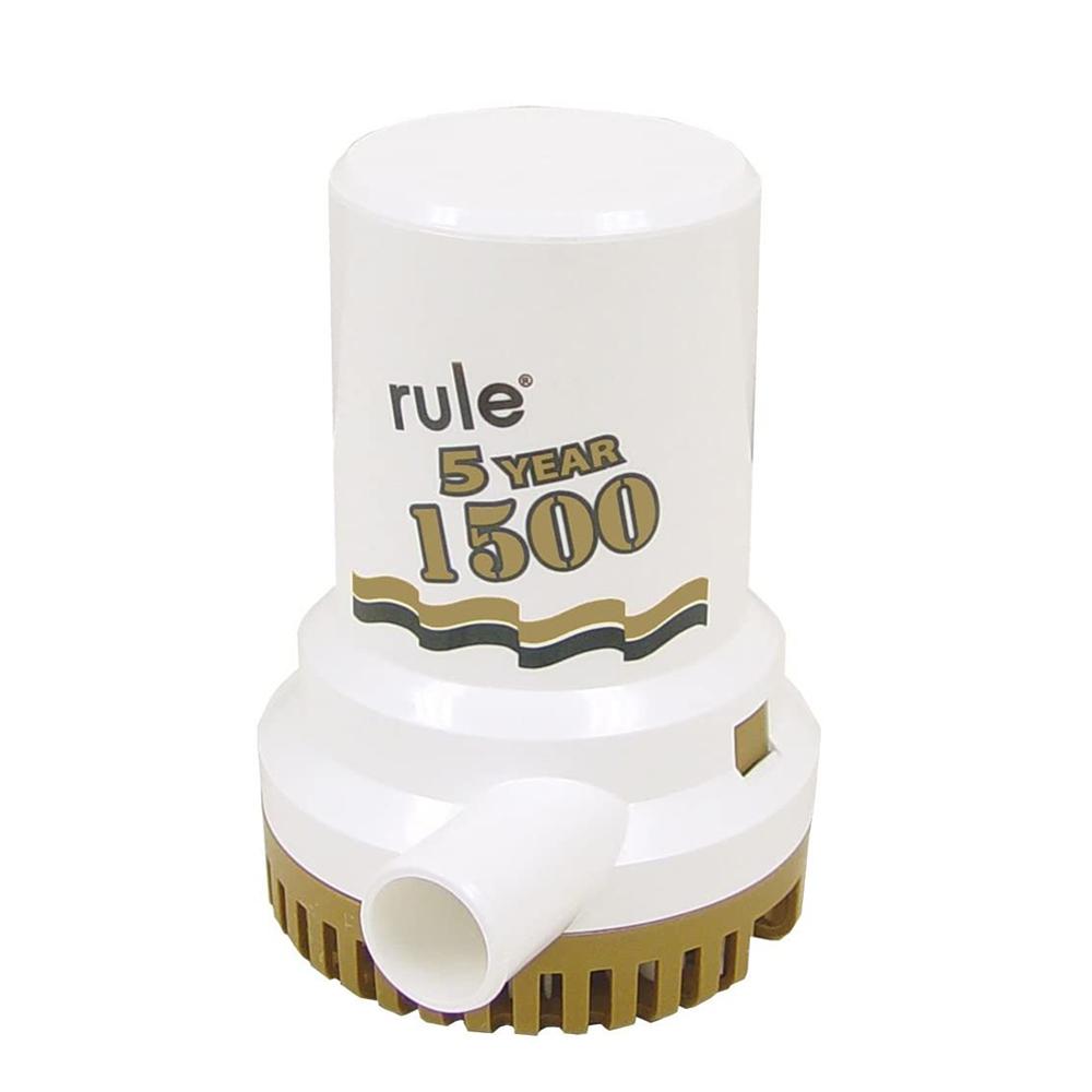Rule Gold Series Bilge Pumps