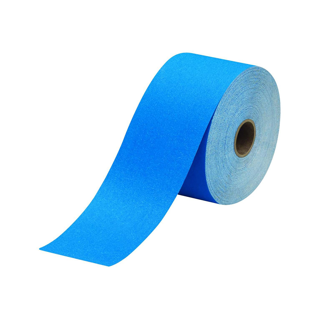 3M Stikit Blue Abrasive Longboard Rolls 2-3/4 Inches Wide