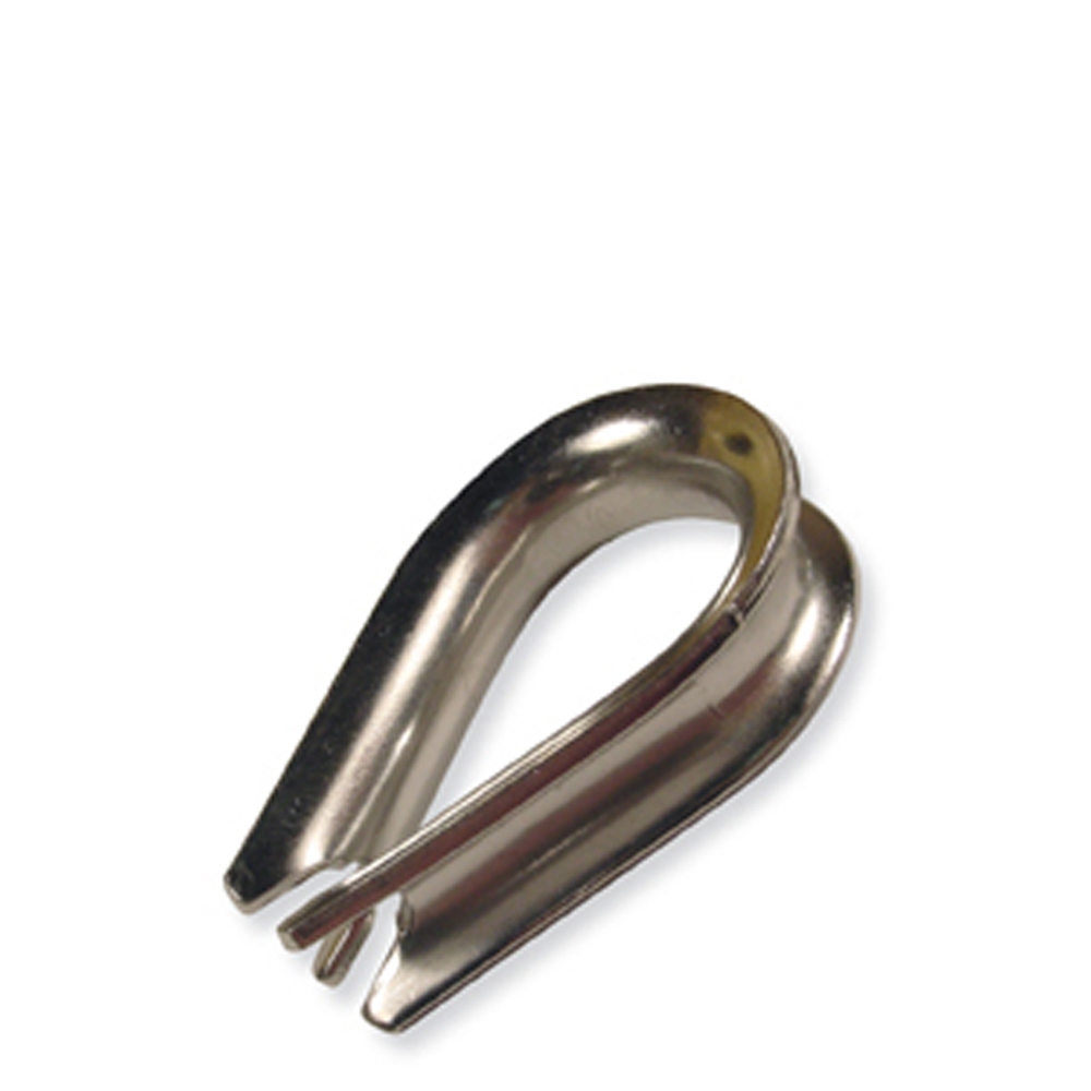 Heavy Duty Stainless Steel Thimbles
