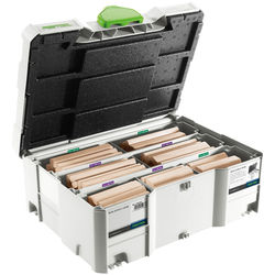 Festool Domino XL DF 700 Assortment Systainers