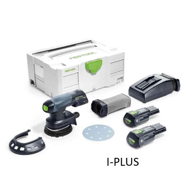 Festool ETSC 125 Hybrid Cordless Eccentric Sanders