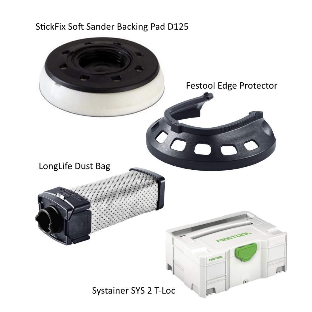Festool Random Orbital Sander kit