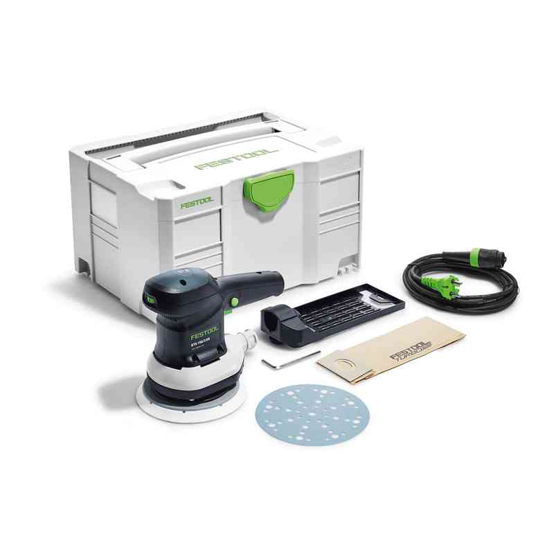 Festool ETS 150 EQ Plus Random Orbital Sanders