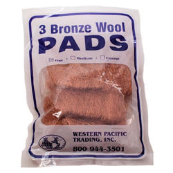 Bronze Wool better than steel wool