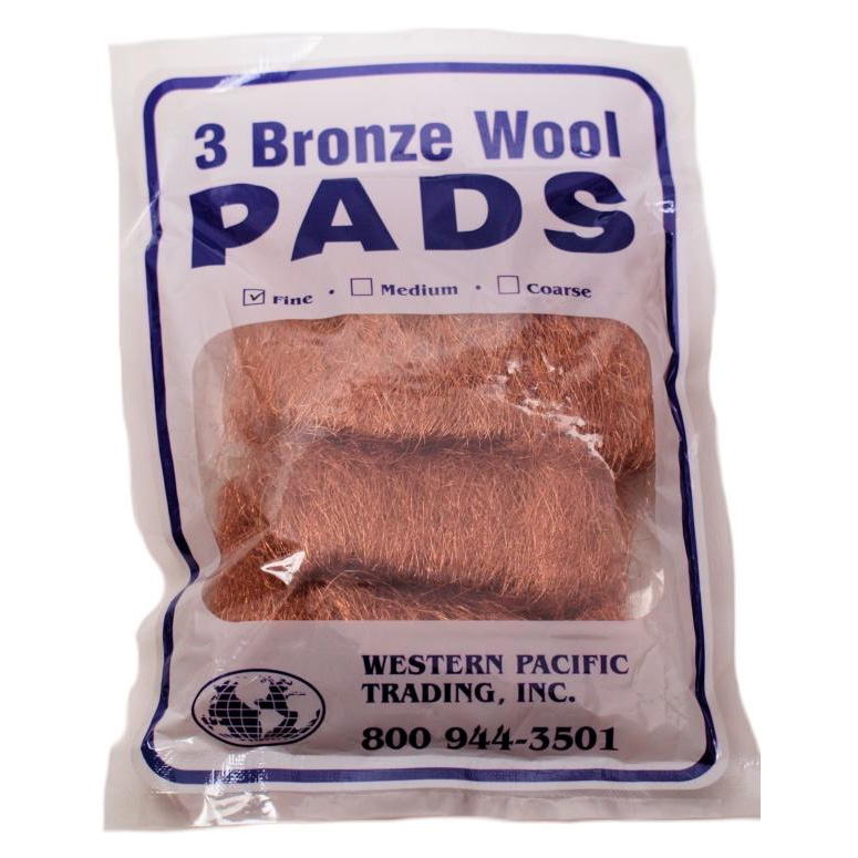 Western Pacific Bronze Wool