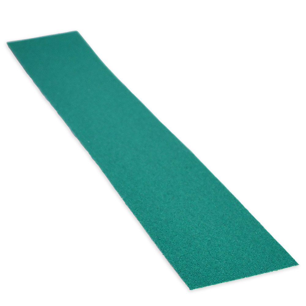 3M Green Corps Production Stikit Longboard Sheets 2-3/4 inches wide x 16-1/2 inches long