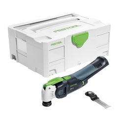 Festool Vecturo OSC 18 Cordless Multitool