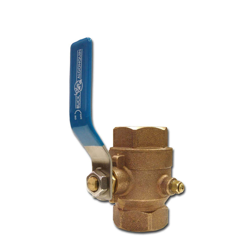 Buck Algonquin Ball Valves