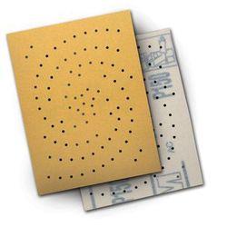 3M 236U Clean Sanding 3x4 Sheets