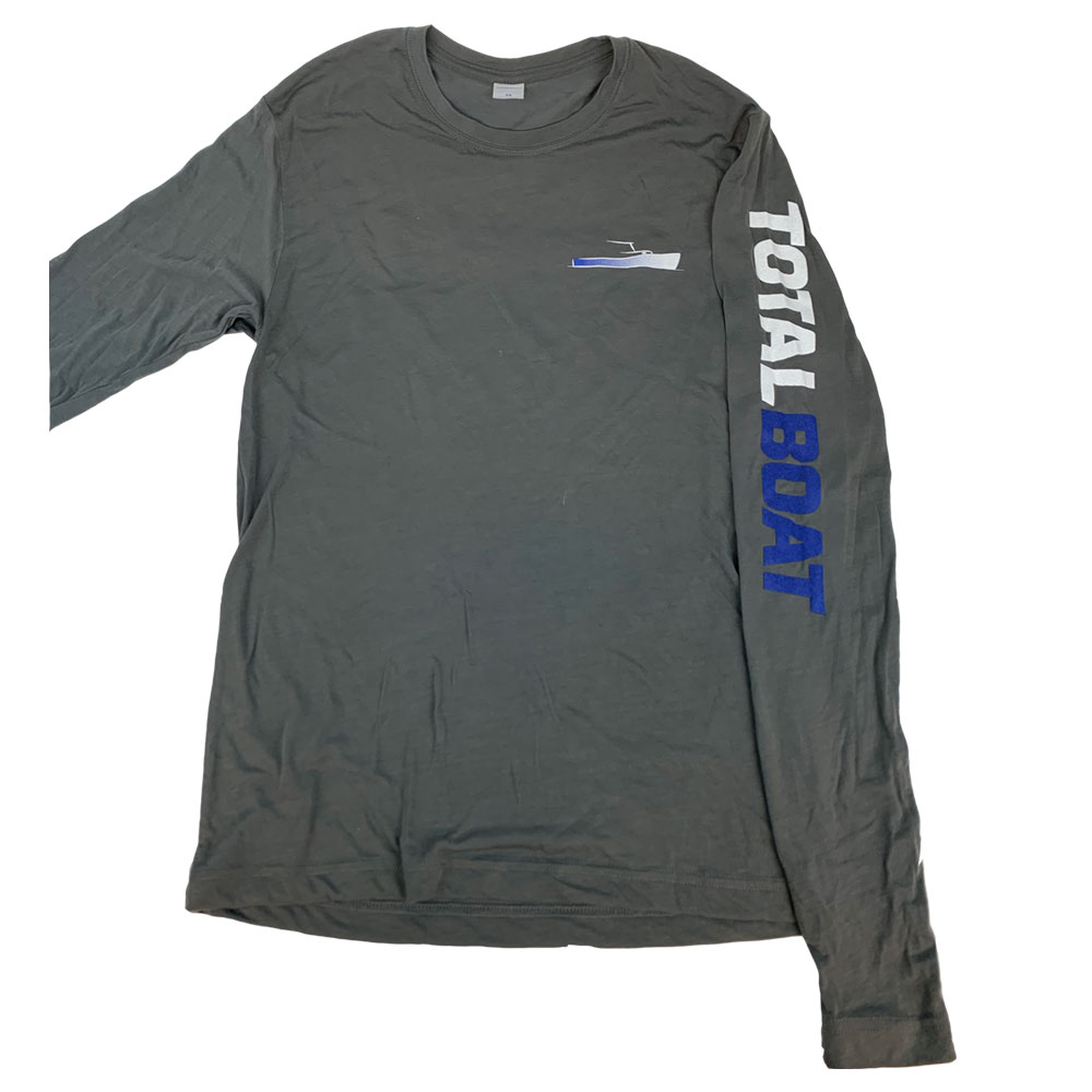 TotalBoat Long Sleeve Crewneck T-Shirt