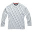 Gill UV Tec Long Sleeve Shirt in silver