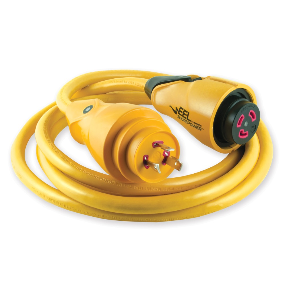 Marinco EEL 30A 125V Shore Power Cord Sets