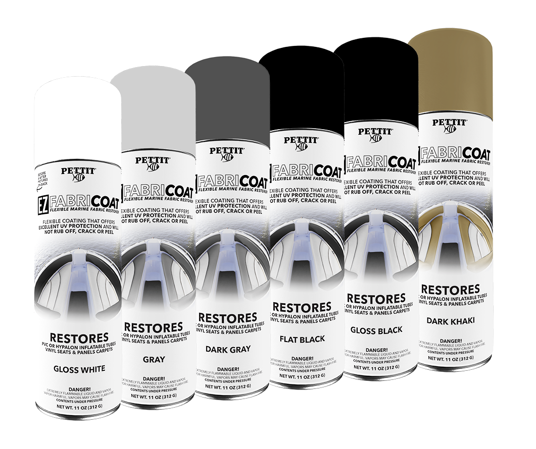 Pettit EZ Fabricoat Vinyl Refinishing Spray