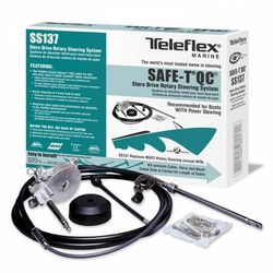 Teleflex Safe-T Quick Connect Steering Systems Kit