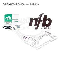 Teleflex NFB 4.2 Dual Steering Cable Kits