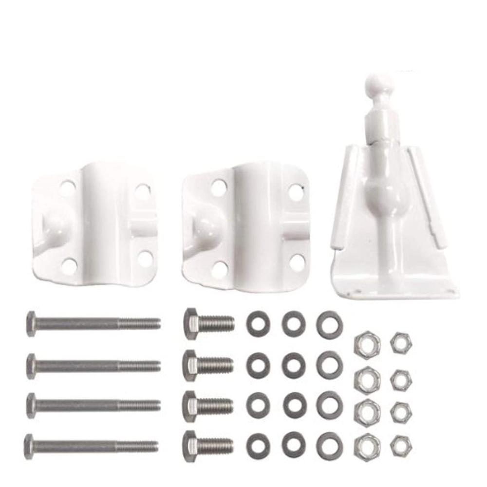 Teleflex Outboard Clamp Block Kits