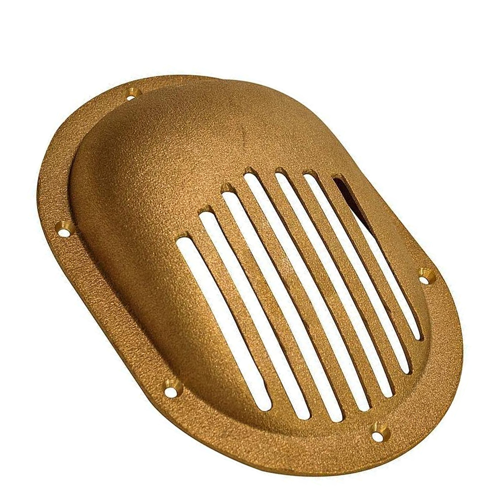 Groco Scoop Strainer With Mount Ring