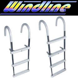 Windline Telescoping Gunwale Hook Ladders