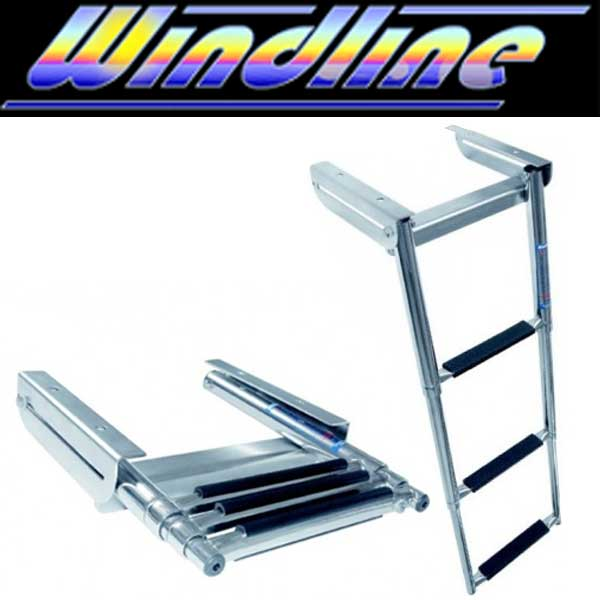 Windline Telescoping Slide Mount Ladders