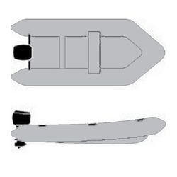Attwood Inflatable Sport Boat Cover
