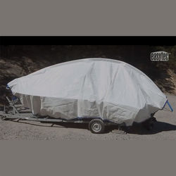 Rapid Marin EasyTec Boat Cover and Frame kit