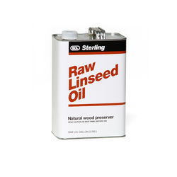 Sterling Raw Linseed Oil